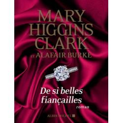 DE SI BELLES FIANCAILLES.  mary higgins clark