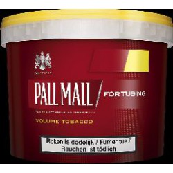PALL MALL RED VOLUME  600G