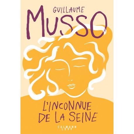 L'INCONNUE DE LA SEINE.Guillaume Musso